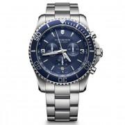 Victorinox Maverick Cronógrafo Reloj de buceo acero inoxidable