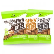 *That's the Whey Bites - 100g