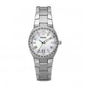 Fossil Zegarek FOSSIL - Colleague AM4141 Silver/Steel/Silver/Steel