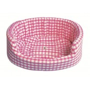 Dog en Cat Bed Pink (Win Green - klein)