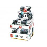 Stavebnice Sluban Builder 4 Policie M38-B0595