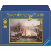 PUZZLE BATALIE ALGER, 9000 PIESE - RAVENSBURGER (RVSPA17806)