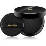 Guerlain Lingerie de Peau Cushion base compacta para pele cansada SPF 25 tom 04N Moyen/Medium 14 g
