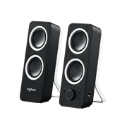 Logitech Z200 Computer Stereo Speakers with Bass