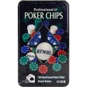 Jetoane profesionale de Poker