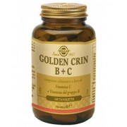 Solgar It. Multinutrient Spa Solgar Golden Crin B+c 100 Tavolette