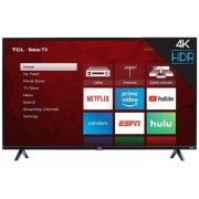 "TCL Smart TV LED 64.5"", 4K Ultra HD, Widescreen, Negro, 65S425"