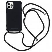 iMoshion Apple iPhone 12 Pro Hoesje: iMoshion Color Backcover met koord