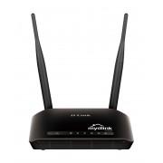D-Link Wireless N 300 Cloud Router with 4 Port 10/100 Switch [DIR-605L] (на изплащане)