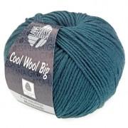 Lana Grossa Cool Wool Big von Lana Grossa, Seegrün