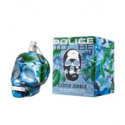 Police To Be Exotic Jungle Man, EDT Herren 125ml