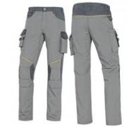 > PANTALONE da LAVORO Mach 2 grigio ch./grigio sc. Tg. L (unit
