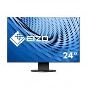 "Monitor IPS, EIZO 24.1"", EV2456-BK, 1000:1, 5ms, DVI/HDMI/DP, USB, Speakers, Black, FullHD"