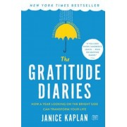 The Gratitude Diaries: How a Year Looking on the Bright Side Can Transform Your Life, Paperback