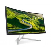 Acer Predator Curved eSPORTS monitor, zilver