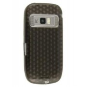 Diamond Gel Case for Nokia C7 - Nokia Soft Cover (Grey)