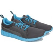 Puma Carson Runner Inno DP Men Running Shoes For Men(Grey)