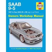 Saab Haynes Werkplaatshandboek Saab 9-5 benzine (1997-2005)