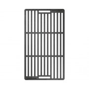 Placa de gratar tip grill Tenneker Carbon, fonta, 41,9 x 24 x cm, negru