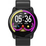 SmartWatch W06B cu Pedometru Monitorizare Ritm cardiac - Tensiune arteriala - Somn Notificari mesaje Control muzica