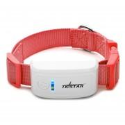 DMDG Mini Impermeable IPX6 GSM / GPRS / GPS Tracker (rojo)