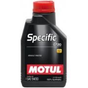 MOTUL Specific 0720 5W30 1 litru