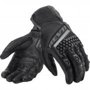 REV'IT! Motorradhandschuhe kurz REV'IT! Sand 3 Handschuh schwarz 3XL schwarz