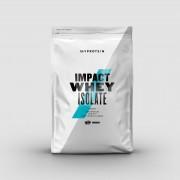 Myprotein Izolat serwatki (Impact Whey Isolate) - 1kg - Biala czekolada
