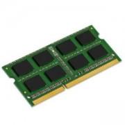 RAM Памет Kingston 8GB SODIMM DDR3 PC3-12800 1600MHz CL11 - KVR16S11/8