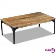 vidaXL Stol za kavu Mango drvo 100x60x35 cm