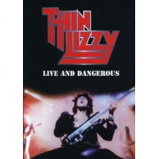 Thin Lizzy - Live and Dangerous (0602517468146) (1 DVD)