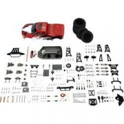 Reely RC model auta monster truck Reely New1, 1:10, 4WD (4x4), stavebnice