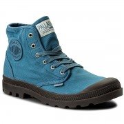 Туристически oбувки PALLADIUM - Pampa Hi 02352-405-M Captain Blue/Dark Gum