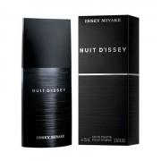 Issey Miyake Nuit D Issey Pour Homme Eau De Toilette 125ml Vapo.