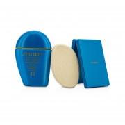 Shiseido UV Protective Liquid Foundation SPF42 - # Dark Beige (Unboxed) 30ml
