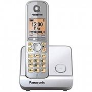 Panasonic Kx-Tg6811 Colore Argento Cordless Dect