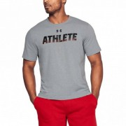 Under Armour Majica Athlete SS Grey L