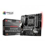MSI B450M BAZOOKA PLUS Presa AM4 AMD B450 Micro ATX