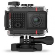 "Екшън камера Garmin VIRB Ultra 30, екшън камера, Ultra HD 4K(30FPS), 1.75"" (4.44 cm) сензорен дисплей, GPS, Bluetooth, Wi-Fi, SD слот за карта, HDMI, USB, микрофон, гласов контрол, с водоустойчив калъф"