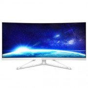 """Monitor VA, Philips 34"""", 349X7FJEW, Curved, 4ms, 3000:1, HDMI/DP, Speakers, 21:9, 3440x1440"""