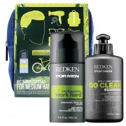 Redken - For Men - Gift Set for Medium Hair - SALE