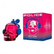 Police to be miss beat 75 ml eau de parfum edp profumo donna