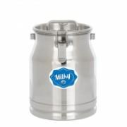 Milchkanne Edelstahl 10l