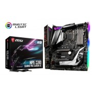 MSI MPG Z390 GAMING PRO CARBON AC - ATX / Z390