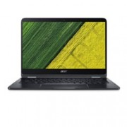 "Лаптоп Acer Aspire Spin 7 (NX.GKPEX.011)(черен), двуядрен Kaby Lake Intel Core i7-7Y75 1.3/3.6GHz, 14"" (35.56 cm) Full HD Touch Glare Display (DisplayPort), 8GB LPDDR3, 256GB SSD, USB Type C, Windwos 10, 1.2kg"