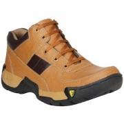 Elvace Tan Boot - 5052