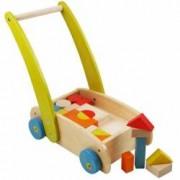 Baby Mix Antemergator din lemn TP-52343