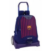 Ghiozdan 665 cu troler Evolution FC Barcelona 1st Kit 18-19 33x15x43 cm