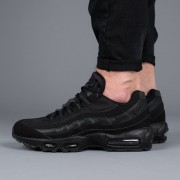 "Nike Air Max '95 ""Triple Black"" 609048 092 férfi sneakers cipő"