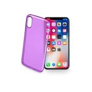 CELLULAR-LINE iPhone X Cover Color Violet